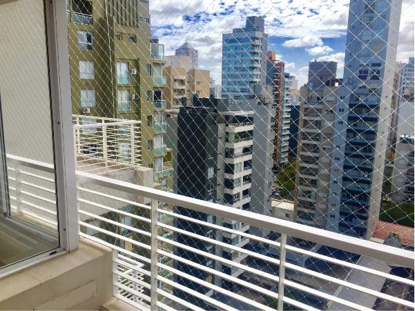 seguridad en balcón departamento